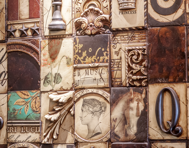 SID DICKENS WALL TILES